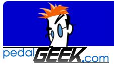 Pedal Geek Logo